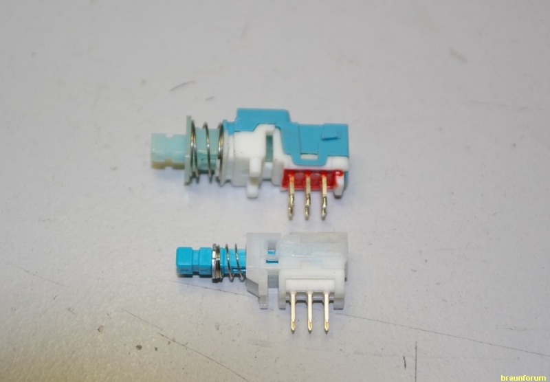Schalter platine