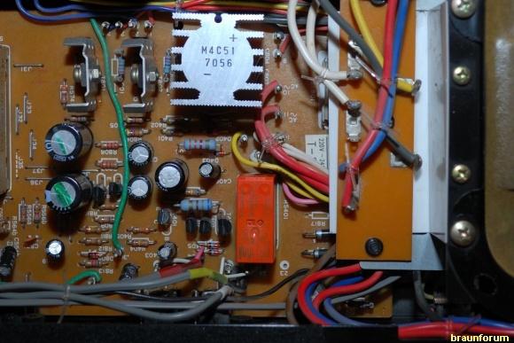 Privates Braun-Forum • Thema anzeigen - Ulis Relais-Adapterplatinen ...